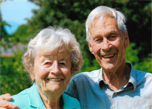 Ilse und Herbert Ladstätter hoffen, dass sie noch einige gemeinsame Jahre genießen können. Karin Lässer