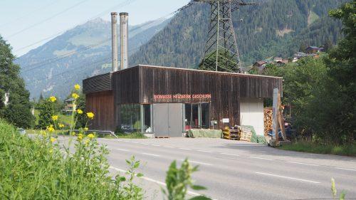 Im Frühjahr 2020 wird das nachhaltige Fernwärme-Heizwerk in Betrieb gehen.RAL