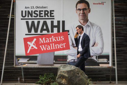 In Vorarlberg stehen bereits alle Zeichen auf Landtagswahl: Nicht nur ÖVP und FPÖ haben bereits die Plakate gewechselt.