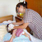 Uneins über Hauskrankenpflege
