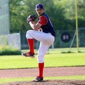 Dornbirner Baseballer mit Split in Wien