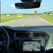 WLAN auf Autobahnen bald keine Zukunftsmusik mehr