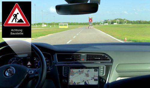 Infrastruktur und moderne Fahrzeuge werden künftig schnell und sicher miteinander kommunizieren können. asfinag