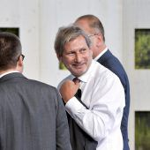 Von der Leyen stellt neue EU-Kommissare vor