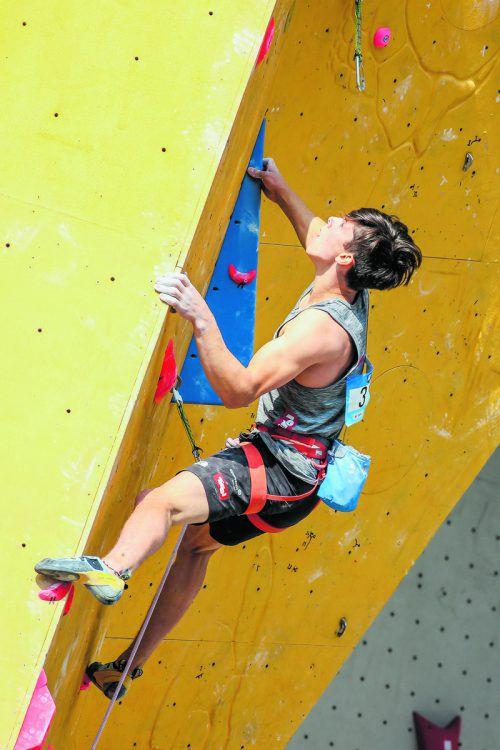 Johannes Hofherr erreichte unter anderem einen Top-10-Platz.Schmidle