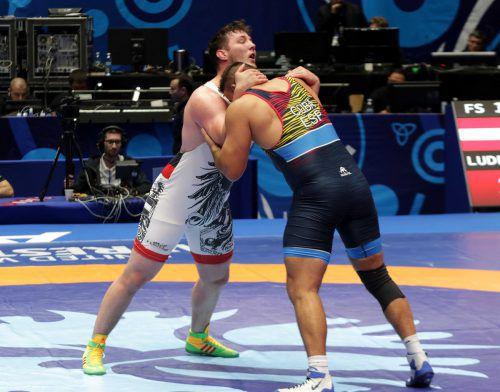 Johannes Ludescher ließ bei der Weltmeisterschaft die große Chance, sich für die Sommerspiele 2020 in Tokio zu qualifizieren, aus.ringsportmagazin