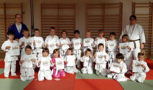 Judo4Kids macht Spaß. JCM