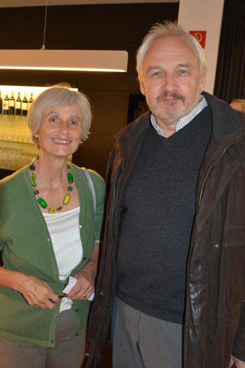 Jutta Gnaiger-Rathmanner und Philipp Schöbi.