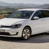 Mit dem VW E-Golf elektrisch in die Zukunft