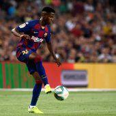 Barca-Jungstar nun wohl ein Spanier