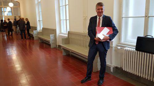 """Klagsvertreter Karl Schelling: """"Kaufvertrag nicht wirksam."""" Eckert"""
