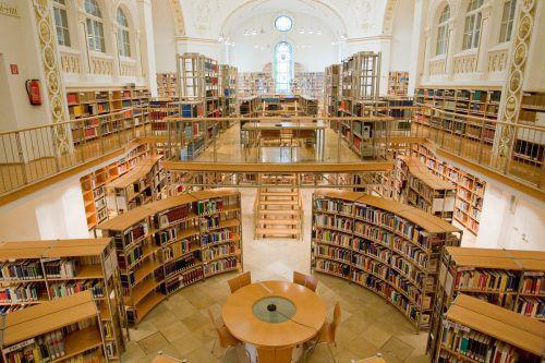 Knapp 3,3 Millionen Euro stehen für Umbau- und Adaptierungsmaßnahmen in der Landesbibliothek bereit.VN/Steurer