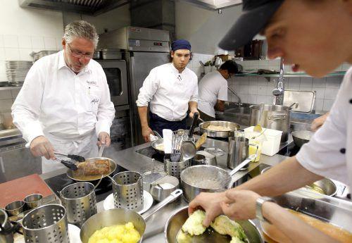 Konsumenten müssen sich in Lokalen bei den Lebensmitteln auf die Qualitätsansprüche des Koches verlassen. APA