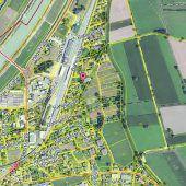 Grundstück in Lustenau für 480.000 Euro verkauft