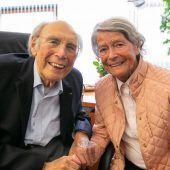 70 Jahre glücklich verheiratet