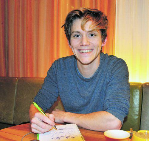 """Lukas Vogls neuestes Buch """"Spieglein, Spieglein"""" ist im Buchhandel erhältlich."""