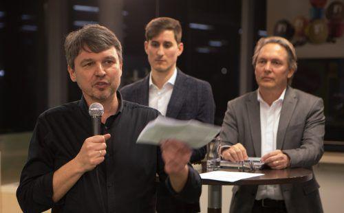 Lustenaus Bürgermeister Kurt Fischer will Lösungen zur Stadionfrage präsentieren. VN