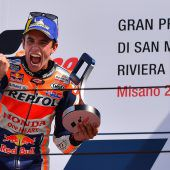 Marc Marquez baute mit SiegNummer 77 den Vorsprung aus
