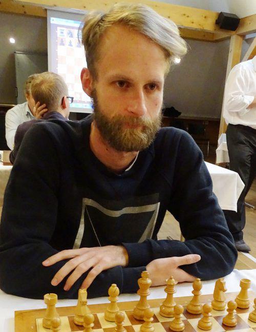 Marco Baldauf ist seit Juli dieses Jahres Großmeister. tf