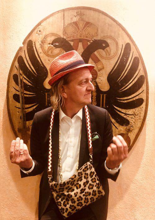 Markus Linder feiert die Premiere seines neuen Soloprogramms im Theater am Saumarkt. renya matti