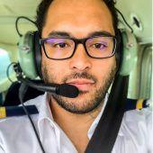 Schüler landet in erster Flugstunde seine Cessna alleine am Boden