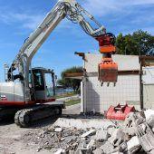 Baustart für das neue Lochauer Strandbad erfolgt
