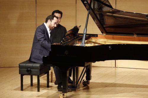 Mit Pianist Igor Levit und Sopranistin Diana Damrau gastierten zwei Lichtgestalten internationalen Formats bei der Schubertiade. Schubertiade