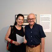 Literarisches Ausstellungsfinale im Flatz Museum