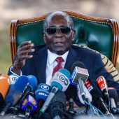 Simbabwes Ex-Präsident Mugabe gestorben