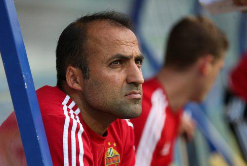 Muhammed Akagündüz ist der zweite Österreicher auf der Wunschliste. Gepa