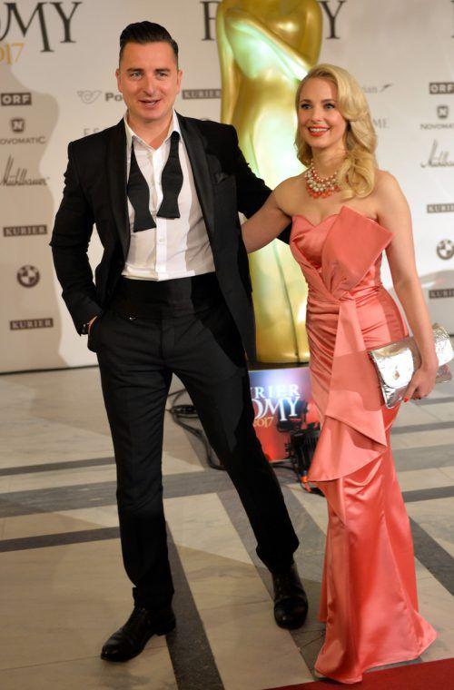 Nach sechs Jahren gehen Andreas Gabalier und Silvia Schneider getrennte Wege. APA