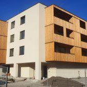 Endspurt für betreute Wohnanlage in Hohenems