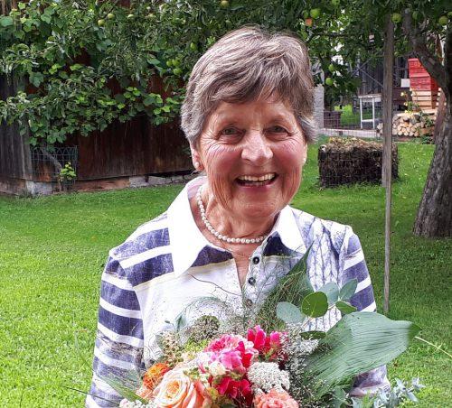 Nora wurde 85.Seniorenbund thüringen