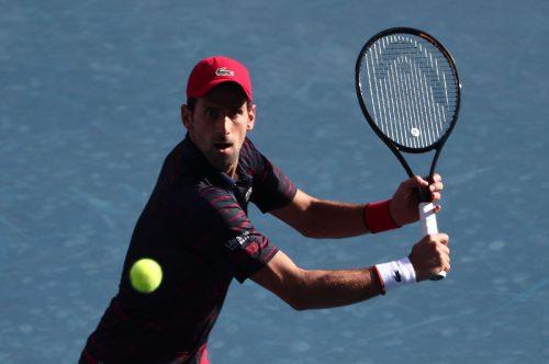Novak Djokovic steht in der Weltrangliste in der 271. Woche auf Rang eins.apa