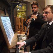 Musikalische Einkehr im lauschigen Kirchlein