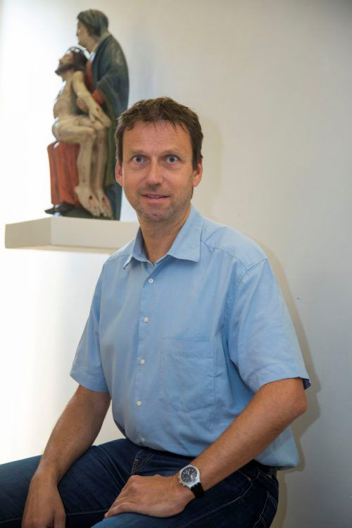 Peter Mayerhofer ist seit 2016 Leiter der Personalstelle. VN/Paulitsch