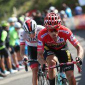 Slowenen dominieren 13. Etappe der Vuelta