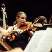 Anspruchsvolle Stücke auf dem Quarta-Konzertplan