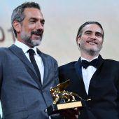 Mutige Entscheidung für Joker und Polanski