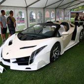 25 Luxusautos für 21 Millionen versteigert