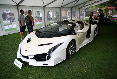 Rekordpreis: Der Lamborghini Veneno Roadster erzielte 7,6 Millionen Euro. Reuters