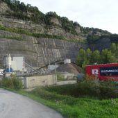 Steinbruch Unterklien vor freiwilliger UVP