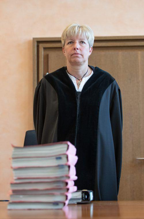 Richterin Anke Grudda hatte kaum Gründe, von der Höchststrafe abzuweichen. APA