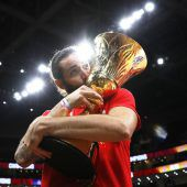 Spanien holte zweiten WM-Titel