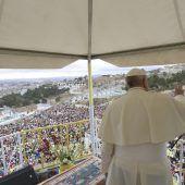 Tote und Verletzte bei Papst-Messe