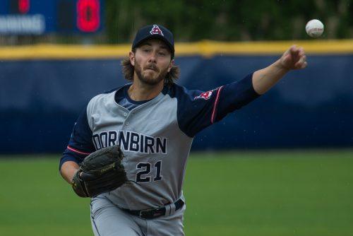 Ryan Rupp und die Dornbirn Indians stehen wie 2018 im Endspiel der Baseball League Austria. Verein