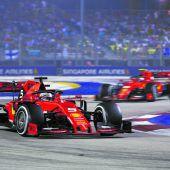 Vettel feiert Auferstehung