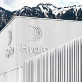 Elementarer Teil der Hydro-Strategie