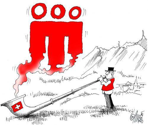 Signale aus der Schweiz!