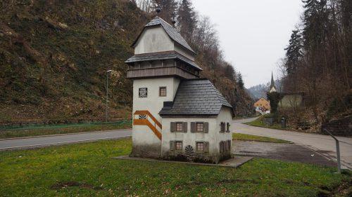 So könnte die Burganlage ausgesehen haben.